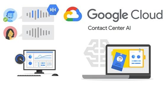 Google mejora el reconocimiento del habla en los centros de atención de llamadas.