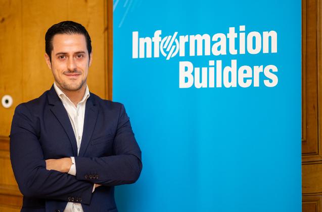 Álvaro Galán, de Information Builders.