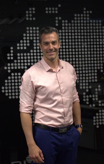 Leandro Demarchi, Director de Ventas, Sur de Europa y LATAM, Tutela Technologies.