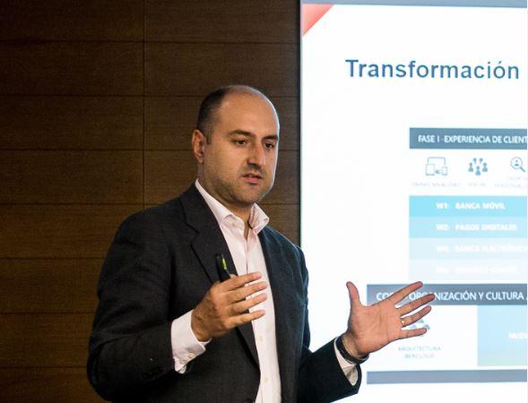 Leandro Hermida Brañas, Director de Tecnología de Ibercaja.