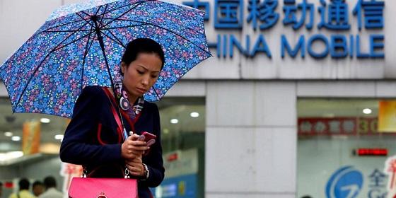 Caen ingresos de sector chino de telecomunicaciones en primer semestre