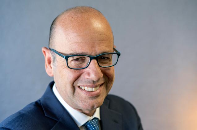 Luis Pardo, CEO de Sage en España.
