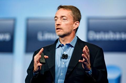 Pat Gelsinger, CEO de Intel.