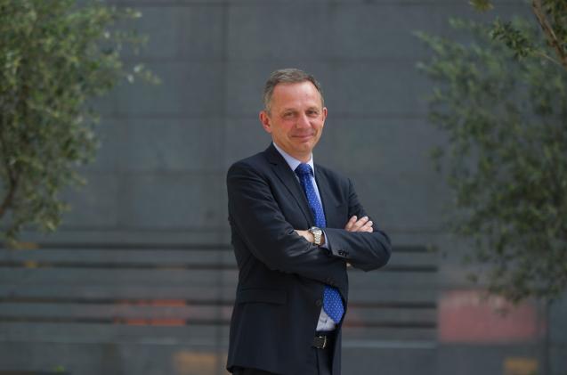 Enrique Lores asumirá la presidencia de HP en noviembre.