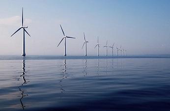 Ørsted comunica por TETRA sus parques eólicos de Taiwán.