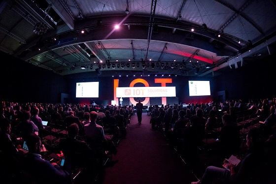 Más de 400 empresas y ponentes desvelarán el futuro de la Internet de las cosas en Barcelona.