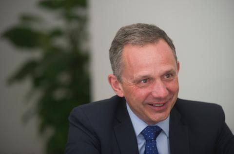 Enrique Lores, próximo CEO y presidente mundial de HP.