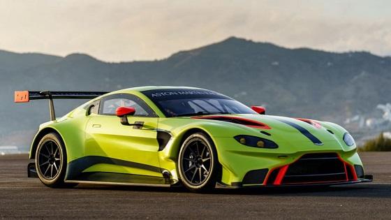 La marca Juniper aparecerá en los modelos Aston Martin Vantage GTE.