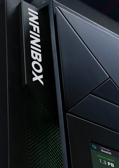 InfiniBox FLX: almacenamiento as a service a escala multi-Petabyte.
