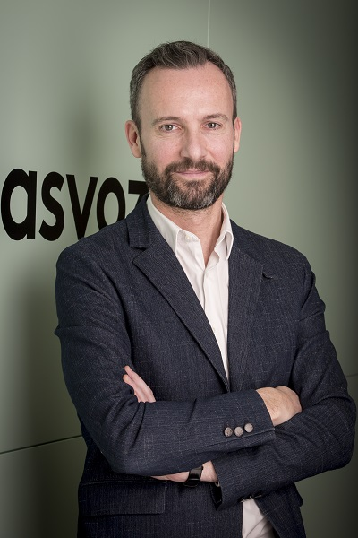 Alfred Nesweda, CEO masvoz.