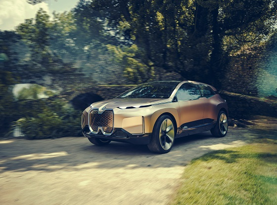 BMW selecciona a GMV para el desarrollo de una solución GNSS para sus vehículos autónomos.