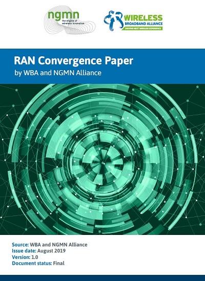 RAN Convergence Paper: convergencia Wi-Fi y 5G.