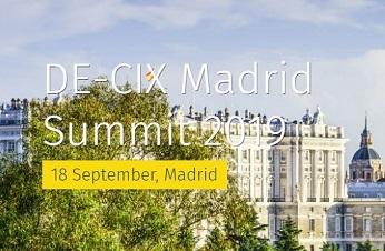DE-CIX Madrid Summit 2019: de 5G a la nube
