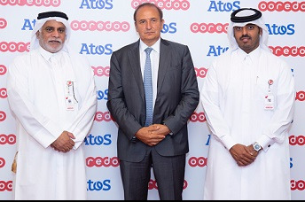 Atos y Ooredoo lanza soluciones conjuntas de ciberseguridad en Qatar.