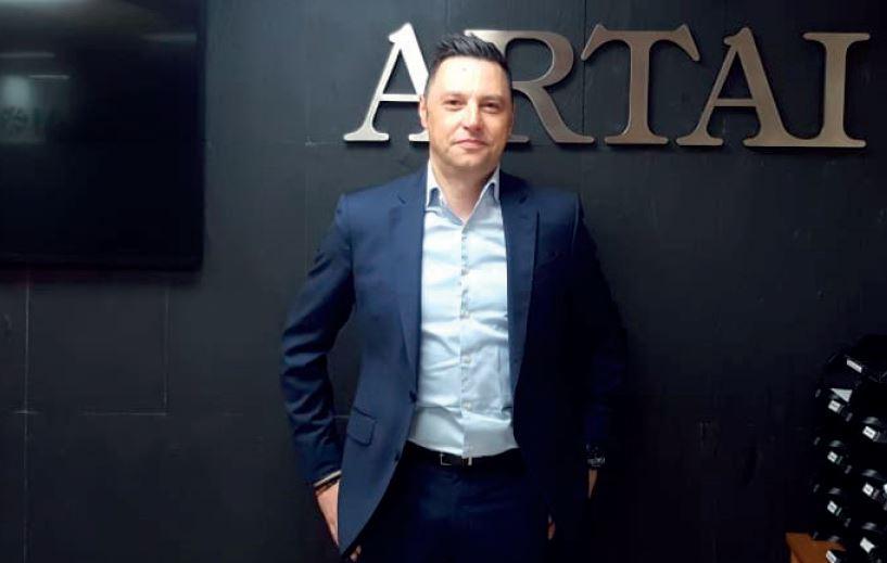 David Peláez, CIO de Artai.