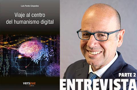 Luis Pardo, CEO de Sage, habla de su último libro.