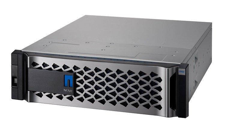 Sistema EF600 de NetApp.
