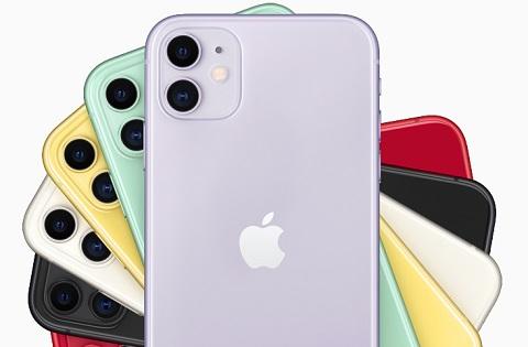 Apple presenta el iPhone 11