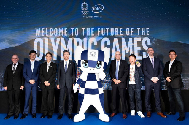 La tecnología de Intel, seleccionada para los Juegos de Tokio