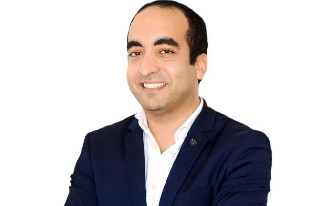Karim Jouini, CEO de Expensya.
