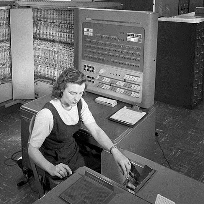 Sabías que hubo un tiempo en que programar era una profesión de mujeres?