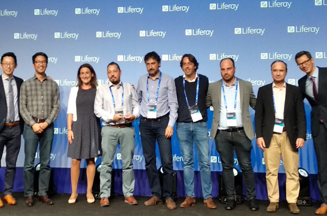 Premios partners Liferay 2019