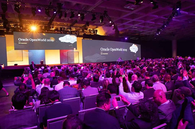 Oracle Openworld 2019
