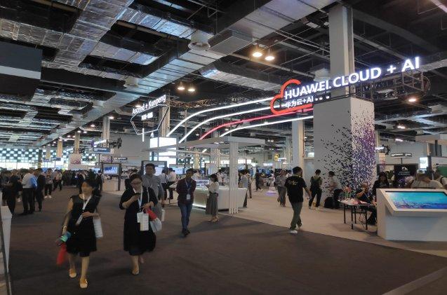 Huawei Connect Shanghai 2019