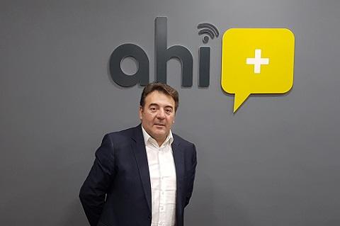 José Carlos Oya, presidente del Grupo Ahimas.