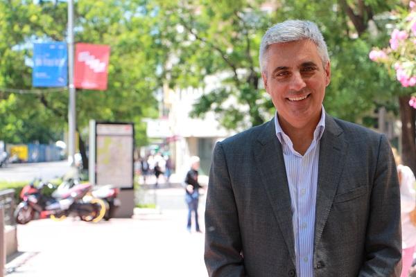 Luis Peixe, country manager de HMD para España y Portugal.