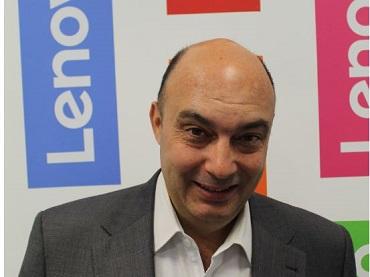 Rafael Herranz, nuevo director de Lenovo DCG