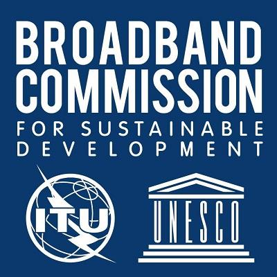Comissão de banda larga da UIT e da UNESCO.