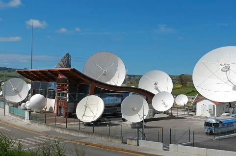 Santander Teleport opera la red de comunicaciones de las Fuerzas españolas desplegadas.