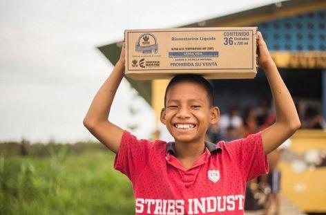 Conectividad satelital para una misión humanitaria en río Atrato (Colombia)