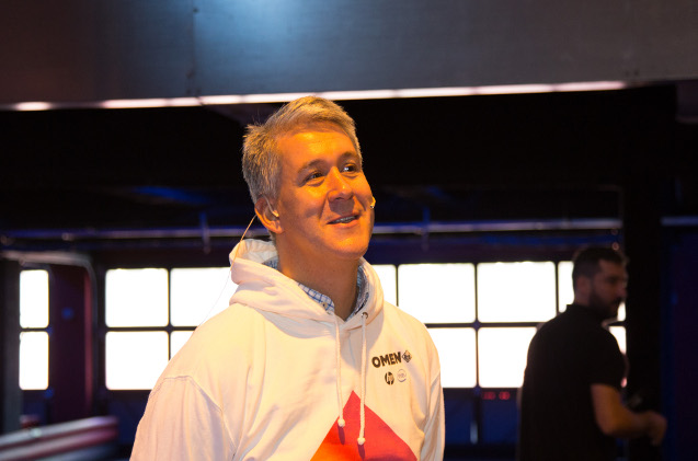 Miguel Ángel Fiz, director de la categoría computing en HP