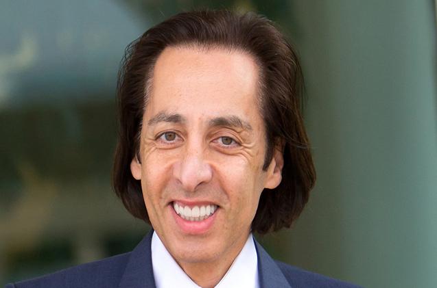 Alex Bouzari, CEO de Lenovo