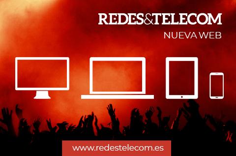 REDES&TELECOM estrena nueva web.