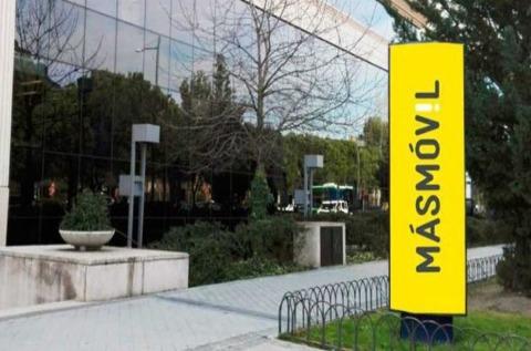 MásMóvil cierra 2019 con 93 millones de beneficios, un 32% más.