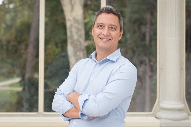 José Canelada, director de Preventa de Infoblox.