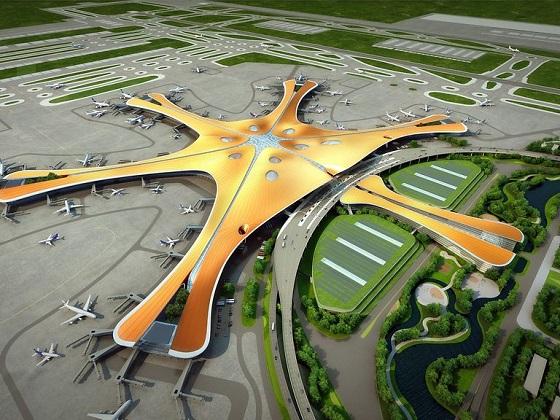 El Aeropuerto Internacional de Beijing Daxing se digitaliza