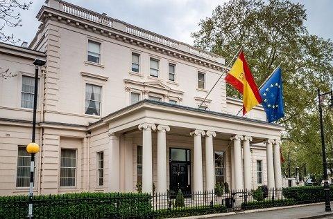 embajada de España en Londres