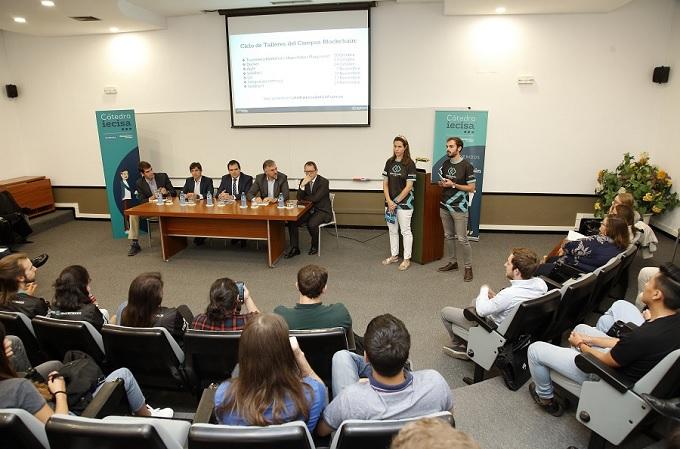 Presentación del Campus Blockchain