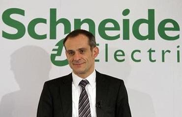 Crecimiento sostenible: el nuevo mantra de Schneider Electric