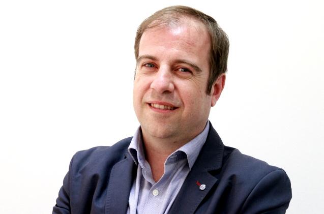 David Pestaña, de GTI.