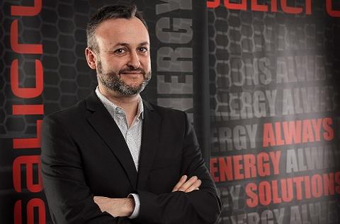Jordi Montero, Director de I+D de Salicru