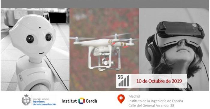 La implantación de 5G en España. Jornada del COIT y el Institut Cerdá
