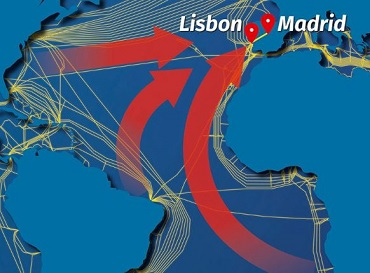 DE-CIX Lisboa extiende su interconexión con otras localizaciones de la compañía