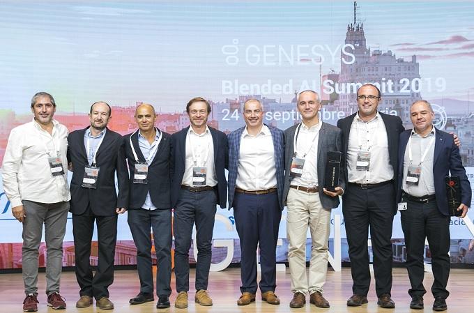 Ganadores de los Premios Clientes y Partners 2019 de Genesys