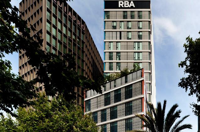 Sede de RBA en Barcelona.