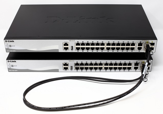 Nueva gama de switches D-Link para redes corporativas.